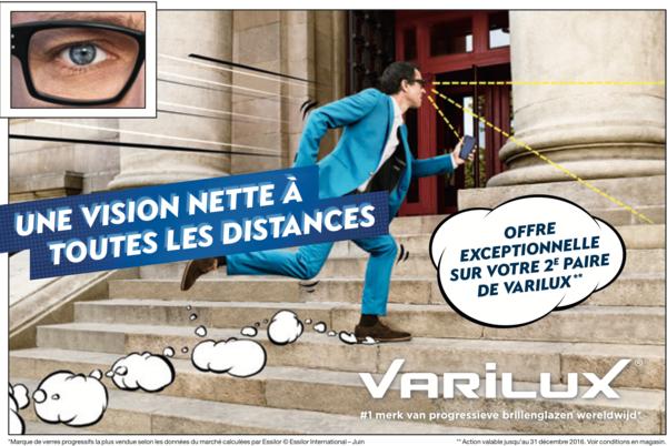 Nouvelle campagne TV Varilux